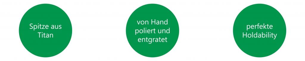 Phakospitze für alle gängigen Handstücke
